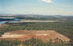Orica Yarwun site in 1988
