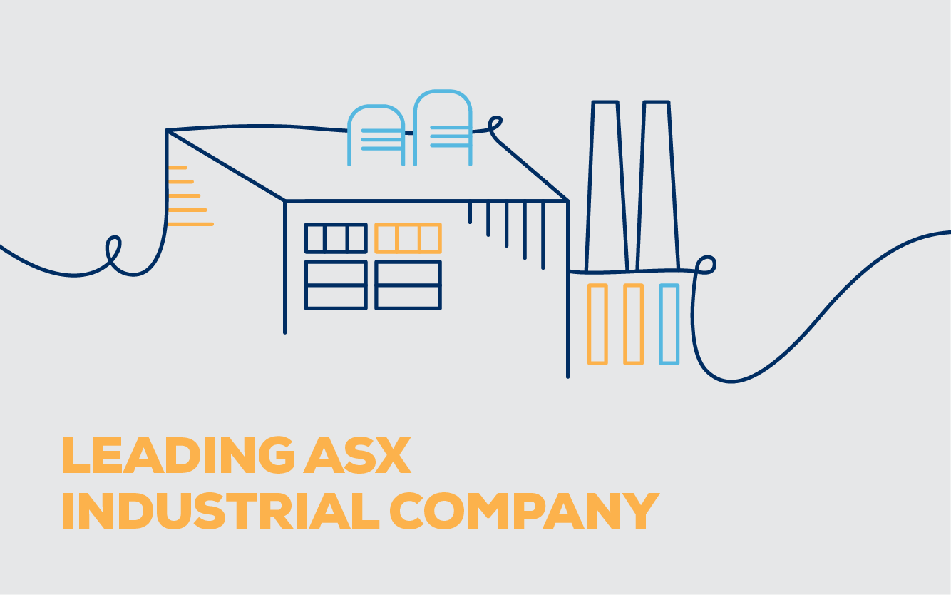 leading asx industrial company