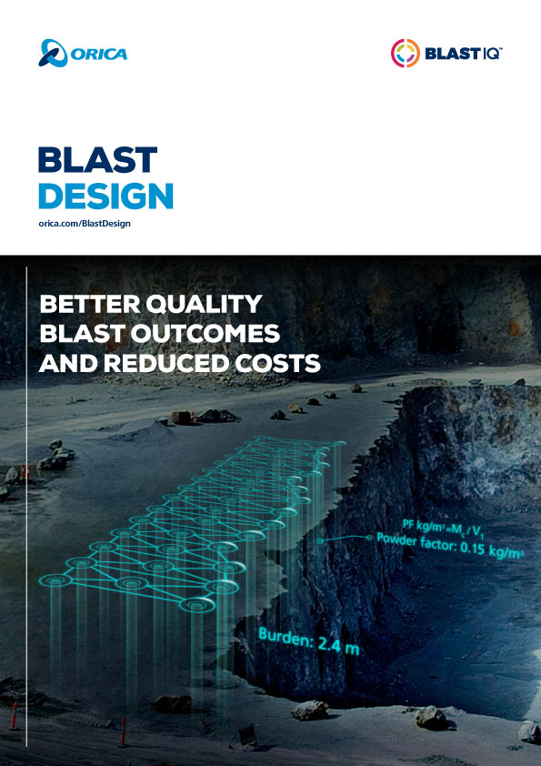 Shotplus Blast Design And Modelling Software For Surface Mining Quarrying Civil And Oil And Gas